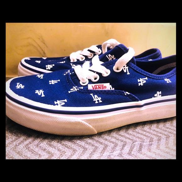 b24402ad7f LA Dodgers Vans